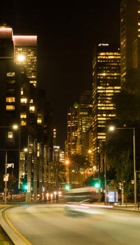 Boulevard Robert Bourassa, Montréal