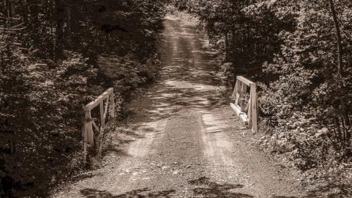 Le sentier de campagne