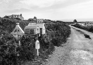 Route littoral - Nouvelle-Écosse
