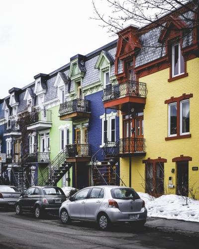 Belles de la rue Drolet, Montréal