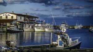 Port de pêche à l'Anse à Beaufils